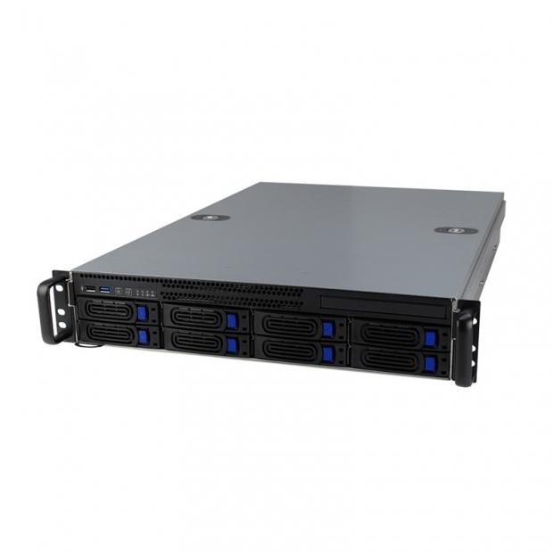 2U 8Bay Storage Server Case YY-R2608