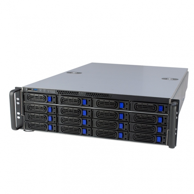 3U 16Bay Storage Server Case YY-R3616