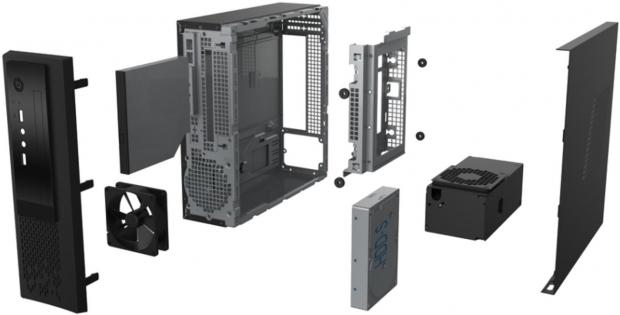 Mini ITX YY-C751