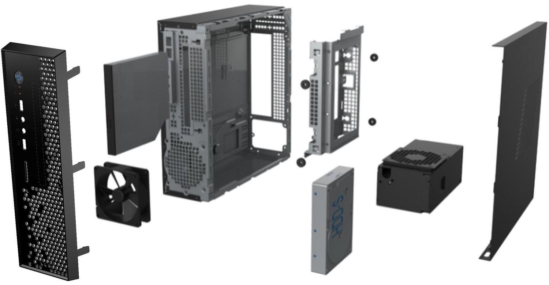 mini ITX YY-C753