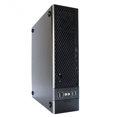 YY-7701 8L Compact MicroATX / MiniITX Computer Case