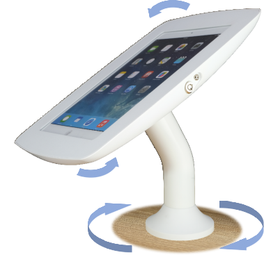 YY-KP01-P31S Swivel Tablet Stand