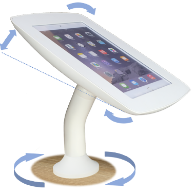 YY-KP01-T31S Swivel Tablet Stand